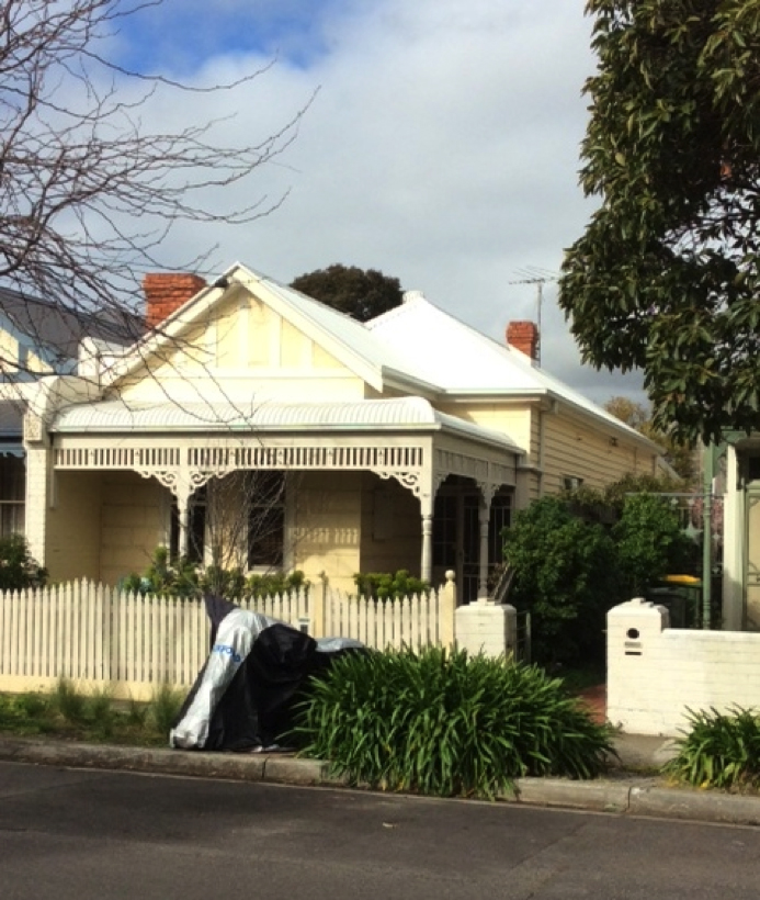 Colorbond Coolmax reroof Northcote - After