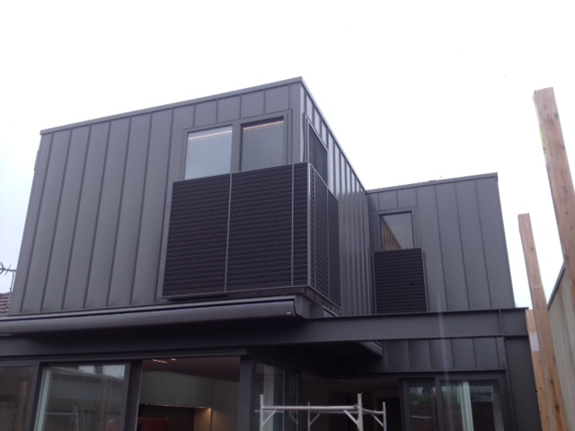 Architectural Wall Cladding Skylights Roofing Guttering - Architectural cladding