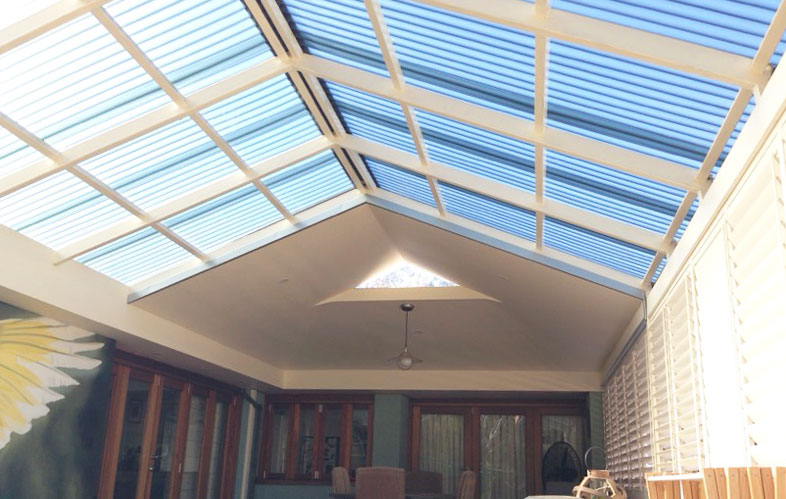 Polycarbonate roof replacement melbourne roofrite - Plaque polycarbonate transparente ...