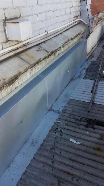 Box Gutters Skylights Roofing Guttering Cladding