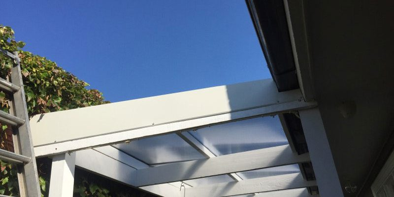 Polycarbonate Roof Replacement Using Polypiu Melbourne