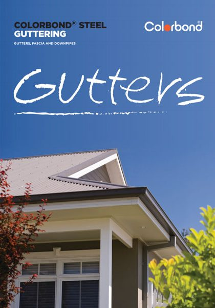 Guttering Products Brochures | Melbourne | Roofrite