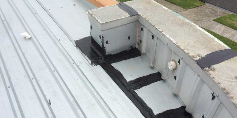 Commercial Roof Repairs \u2013 Common Causes of Leaks & Commercial Roof Repairs | Common Causes of Leaks | Roofrite