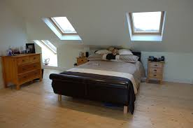 Use Velux Skylights to utilise the space in your attic for another room (image)