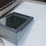 Velux VS Manual Opening Skylights installed (bedroom) - Melbourne CBD (image)