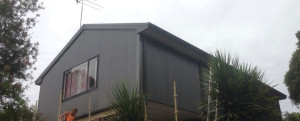 Colorbond Corrugated Cladding Installed - Greensborough (image)