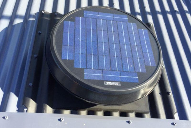 Solartuve Solar Roof Vent