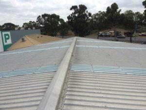 new commercial grade fibreglass installed (image)
