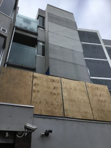 Apartment Building Cladding Replacement West Melbourne | Roofrite