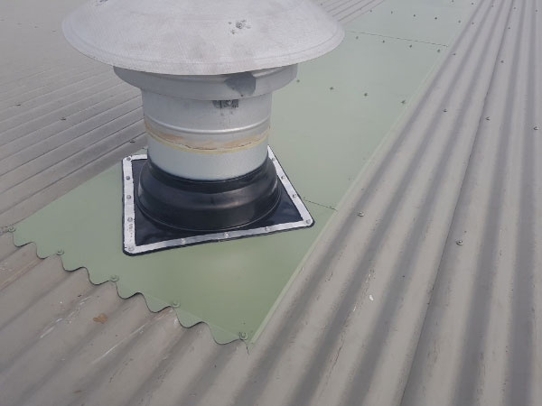 Flashings Chimney Cappings And Venting Flues Roofrite