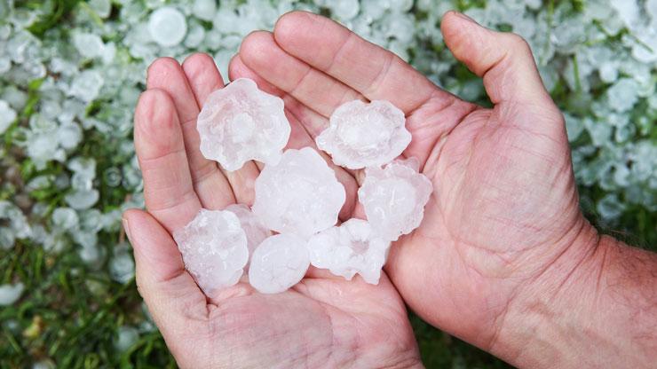 Hail Damaged Polycarbonate | Melbourne | Roofrite