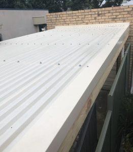 Polycarb Carport Roof Installation - East Ivanhoe (image)