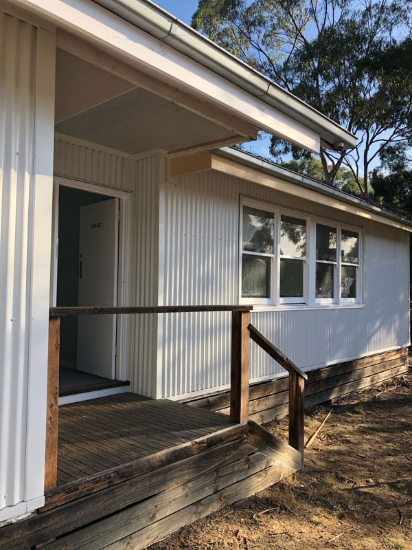 Colorbond Corrugated Iron Cladding Macleod | Melbourne