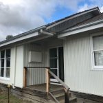 Colorbond Corrugated Iron Cladding – Macleod