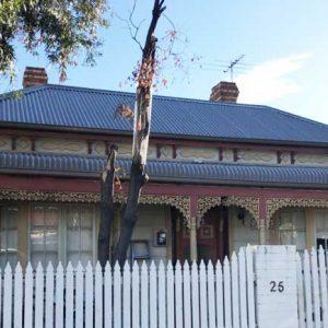 Victorian Weatherboard Metal Reroof   Replacement Roof Brunswick   Roofrite