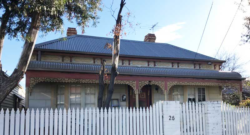 Victorian Weatherboard Metal Reroof | Replacement Roof Brunswick | Roofrite