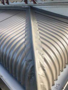 Victorian Weatherboard Metal Reroof | Bullnose Verandah | Replacement Roof Brunswick | Roofrite