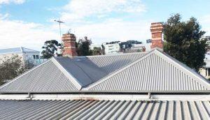 Victorian Weatherboard Metal Reroof | Replacement Roof Brunswick | Roofrite