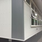 School Wall Cladding Project Box Hill North
