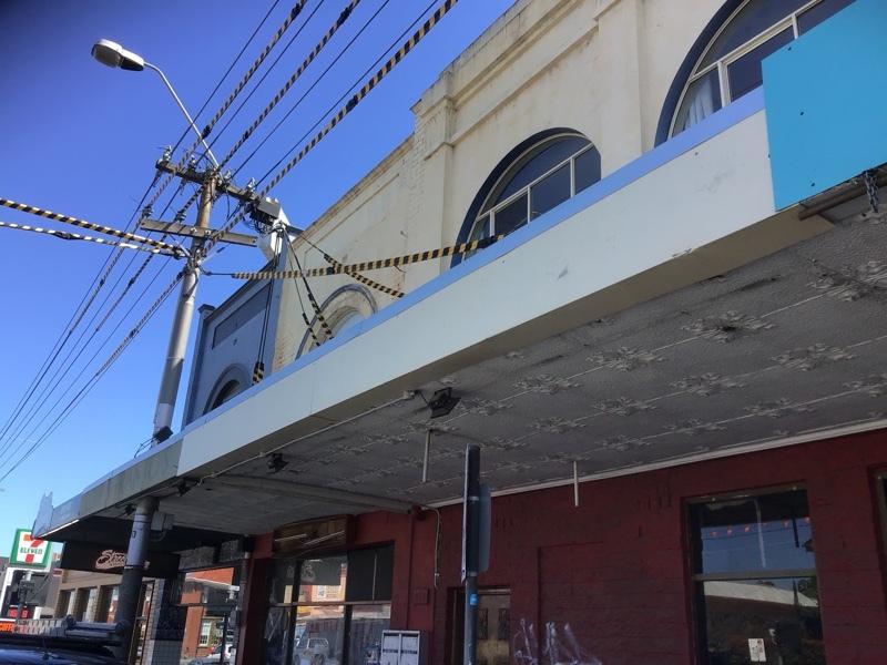 Replace Shopfront Metal Verandah Roof Thornbury | Melbourne | Roofrite