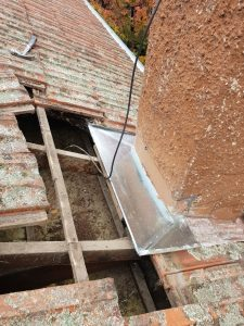 Water Ingress Through Chimney | New Chimney Flashing Installed | Glen Iris | Melbourne | Chimney Leaks | Roofrite