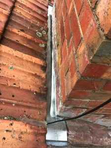 Water Ingress Through Chimney | Soaker Flashing Installed | Coburg East | Melbourne | Chimney Leaks | Roofrite