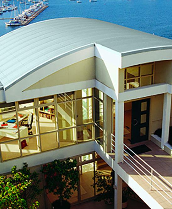 metal-roofing-guttering