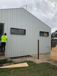 Colorbond Diversaclad Cladding installers - Greensborough