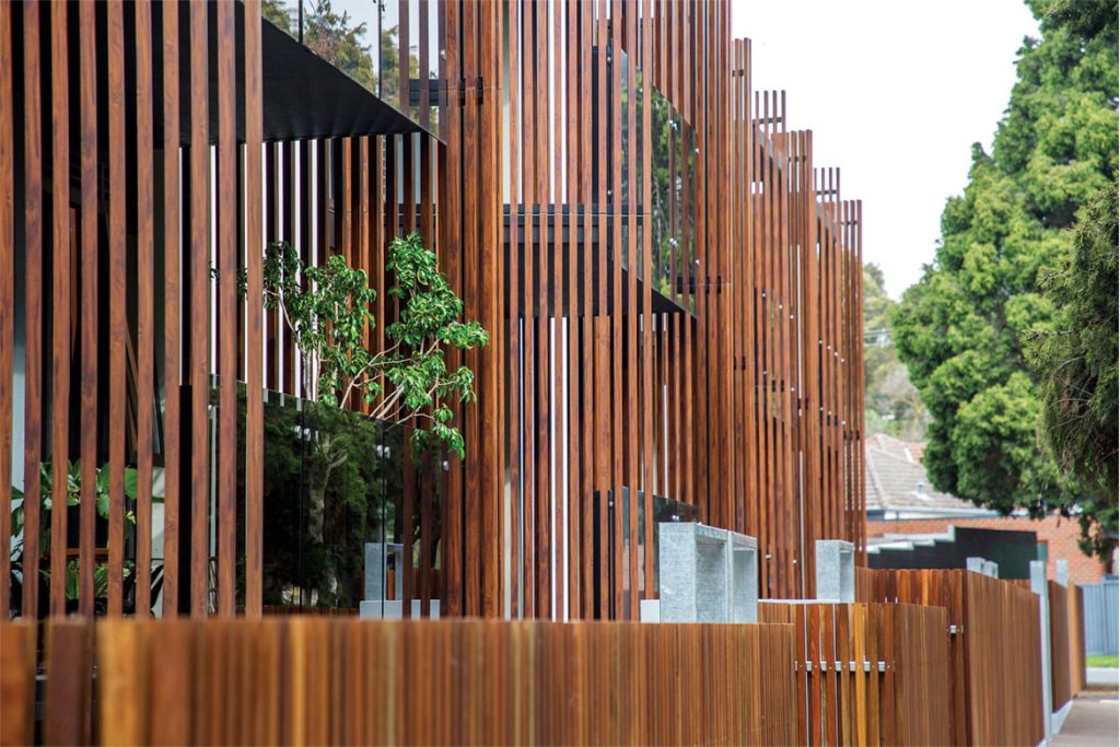 Knotwood | Alumium Cladding Melbourne | Roofrite