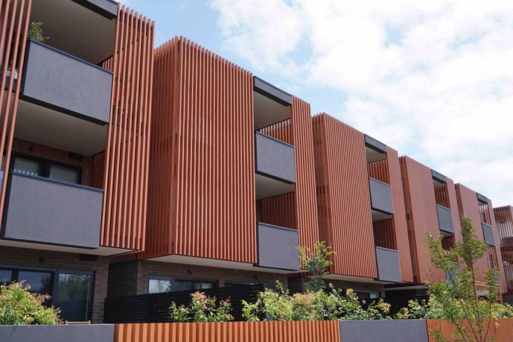 Knotwood | Alumium Cladding Melbourne | Roofrite