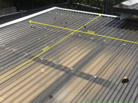 Hail Damaged Polycarbonate Roof | Doncaster | Roofrite