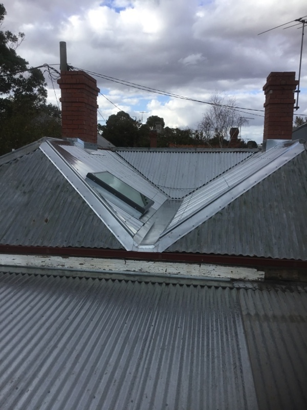 Replacing Half a Metal Roof | Melbourne | Roofrite