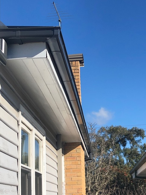Tiles To Colorbond Metal Roof | Quad Gutter Installed | Mitcham | Melbourne | Roofrite