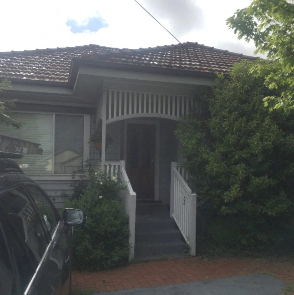 Tiles To Colorbond Metal Roof | Before - Tile Roof | Mitcham | Melbourne | Roofrite