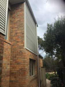 Colorbond Cladding to replace weatherboard | Hawthorn East | Melbourne | Roofrite