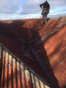 Roof Replacement | Before | Coburg | Melbourne | Roofrite