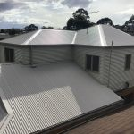 Tile to Metal Colorbond Roofing and Corrugated Cladding Project – Hawthorn East