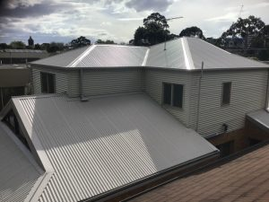 Tile to Metal Roofing and Colorbond Cladding | Melbourne | Roofrite