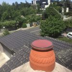 Is This The Cutest Little Chimney Capping In Melbourne?
