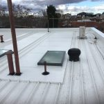 Colorbond Roof Replacement With Council and No Go Zone (power company) Permits