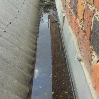 Leaking Box Gutters Repairs Amp Maintenance Roofrite